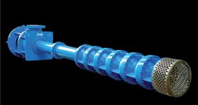 Figure 1. Neptuno Pumps VTPX™ for high-pressure applications.