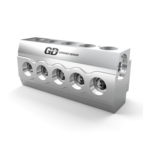 Gardner Denver's GDNX, the company's next generation of fluid end technology.