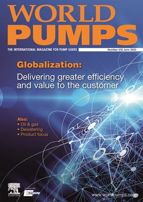 June 2020 issue of World Pumps