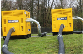 Pump hire firm Selwood is now a partner of the Supply Chain Sustainability School.