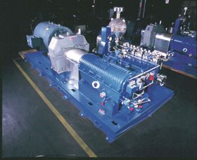 Standardisation across the reciprocating pumps portfolio has cut the number of components by 20%.