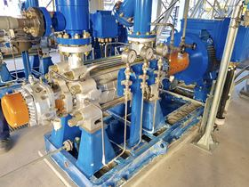 Sulzer's boiler feed pumps have become a popular choice for Argentinian power plants.