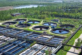 Treating wastewater to make it available for other uses such as irrigation is an important solution for water scarcity, but can pose risks to health and the environment if water quality and methods of treatment are not appropriate. (Image: Shutterstock)