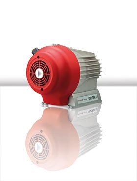 Pfeiffer Vacuum scroll pumps from the HiScroll range.