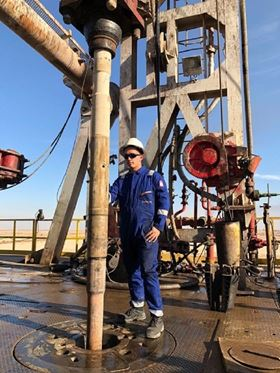 The company supplied a turn-key electric submersible pumping system (ESPS) including the electrical variable speed drive, control system, wellhead and production tubing.