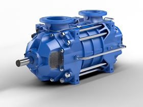 Due to their unique, high efficiency of 85%, ANDRITZ high pressure pumps from the HP43 series also have a strictly ecological design.