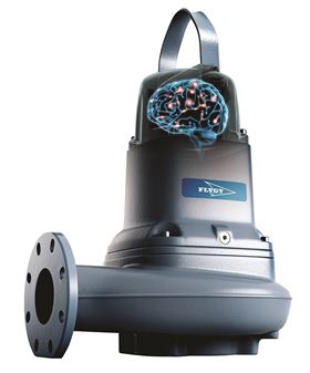 The Flygt Concertor actively detects and prevents potential blockages.