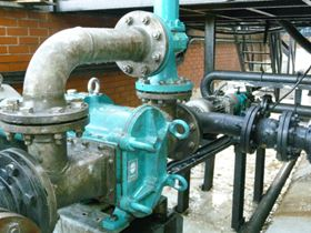 No downtime with Borger's pumps at MTB Midlands.