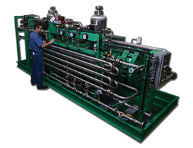 PPI diaphragm compressors are designed to meet the pressures required by mobility applications and industrial de-carbonisation.