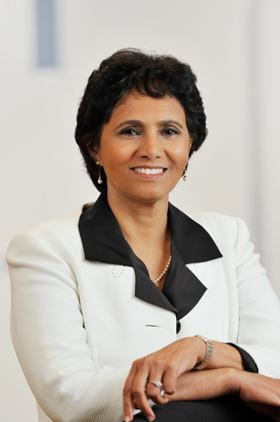 Geetha Dabir, the new chief technology officer at Weir.