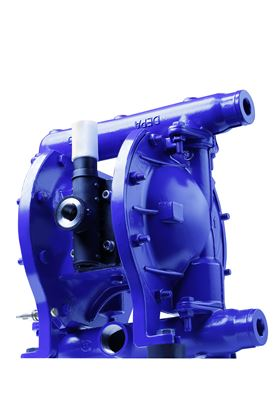 Crane' s next generation DEPA DH line of air operated double diaphragm pumps.