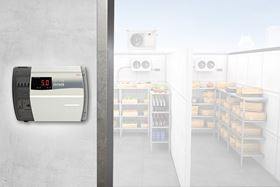 The upgraded Optyma Control is designed to integrate with Danfoss Optyma condensing units.