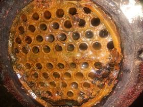Corrosion fouling usually occurs in specific circumstances.