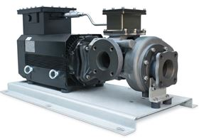 The company has invented a pump which is cavitation-resistant and self-priming.