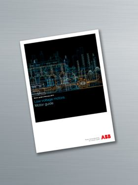 ABB's updated version of its Motor Guide.