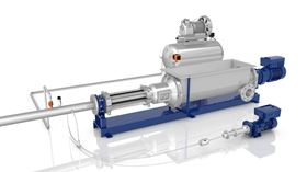 SEEPEX's smart air injection technology is an energy-efficient alternative to conventional sludge handling systems.