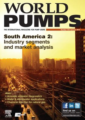 World Pumps' South American Focus