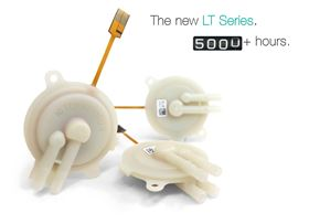The new LT Series has been developed for applications across the medical, life science, environmental and industrial sectors.