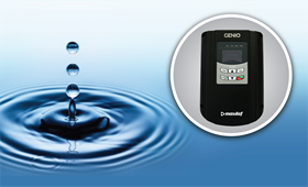Masdaf's GenIO pump drivers can be used from a single pump to a six-pump system and offer the Internet of Things (IoT) in pump systems that require constant pressure.
