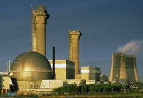 Sellafield, UK.