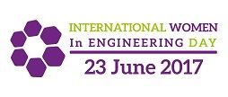 The Women's Engineering Society is launching International Women in Engineering Day in 2017.