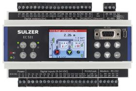 Sulzer's intelligent all-in-one unit for control and monitoring of sewage pumping stations.
