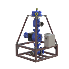 Weir Oil and Gas has introduced its SPM SafeEdge ARC system for the remote setting and digital control of relief valves.