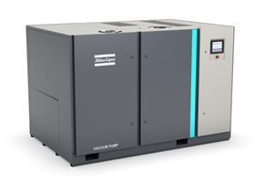 Atlas Copco has recently extended its GHS VSD+ range of variable speed driven oil-sealed rotary screw pumps.