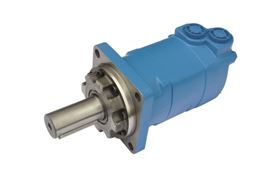 The Xcel Series has a case drain facility that improves resistance to pressure spikes and extends seal and motor life.