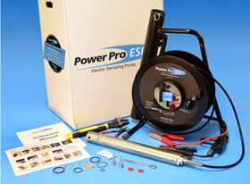 The Power Pro ESP pump has an in-water sensor.