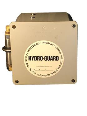 The Hydro-Guard Industrial Flushing System ensures water is pushed through the system at a sufficiently high velocity to eliminate stagnant water.