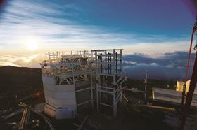 The telescope will provide the sharpest views ever taken of the solar surface.