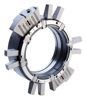 The new 442C XL fits rotating equipment with shafts ranging from 5.00 in (125 mm) up to 7.75 in (195 mm).