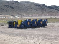 GIW will provide eight pump and drive train systems for use in the construction of the Lake Mead Intake Tunnel No 3