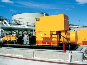 WEG's equipment is used in some of the most prestigious oil projects worldwide.