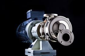 The SLC-Series eccentric disc pump from Mouvex.