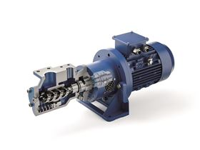 KRAL screw pumps are powerful, efficient and reliable.