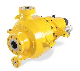 The GSPLF OH2 sealless magnetic drive pump.