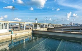 Water companies, such as treatment plants, can increase their agility by cutting down on wastage and by making energy efficient equipment upgrades.