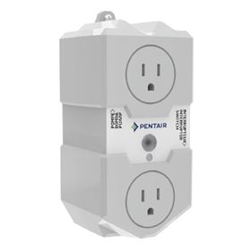 In the event the basement starts to take in water, the sump controller activates the sump pump and will operate the pump even if the primary float switch fails. (Image: Business Wire)