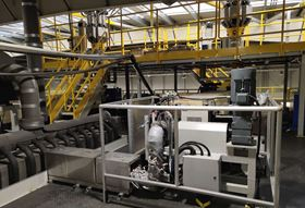 The extrex6 gear pump makes the processing of thermoplastic polymers more efficient.