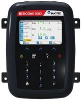 QED's LANDTEC BIOGAS 3000 Fixed Gas Analyzer offers continuous monitoring of the gas production process.