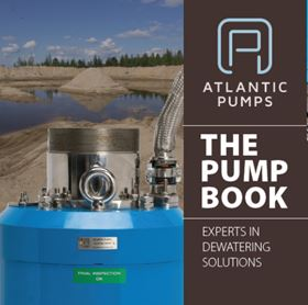 The 80-page Pump Book will be launched at Hillhead 2016.