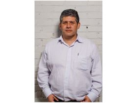 Rafael Lopez, Flowrox's new area sales manager, South America.