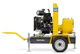 VAR wet prime pumps are more portable and are therefore ideal for areas where access is difficult, and terrain is rough.