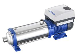 ETM direct drive system includes M100 motor and controller.