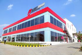 The new factory in Bengaluru, India.