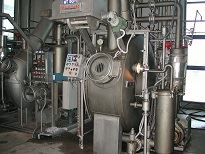 High Heat being used in a textile mill.