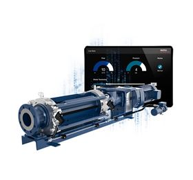 Seepex's digital technology enables predictive and forward planned maintenance.