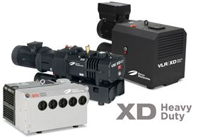 The XD range from Elmo Rietschle is suitable for demanding applications.